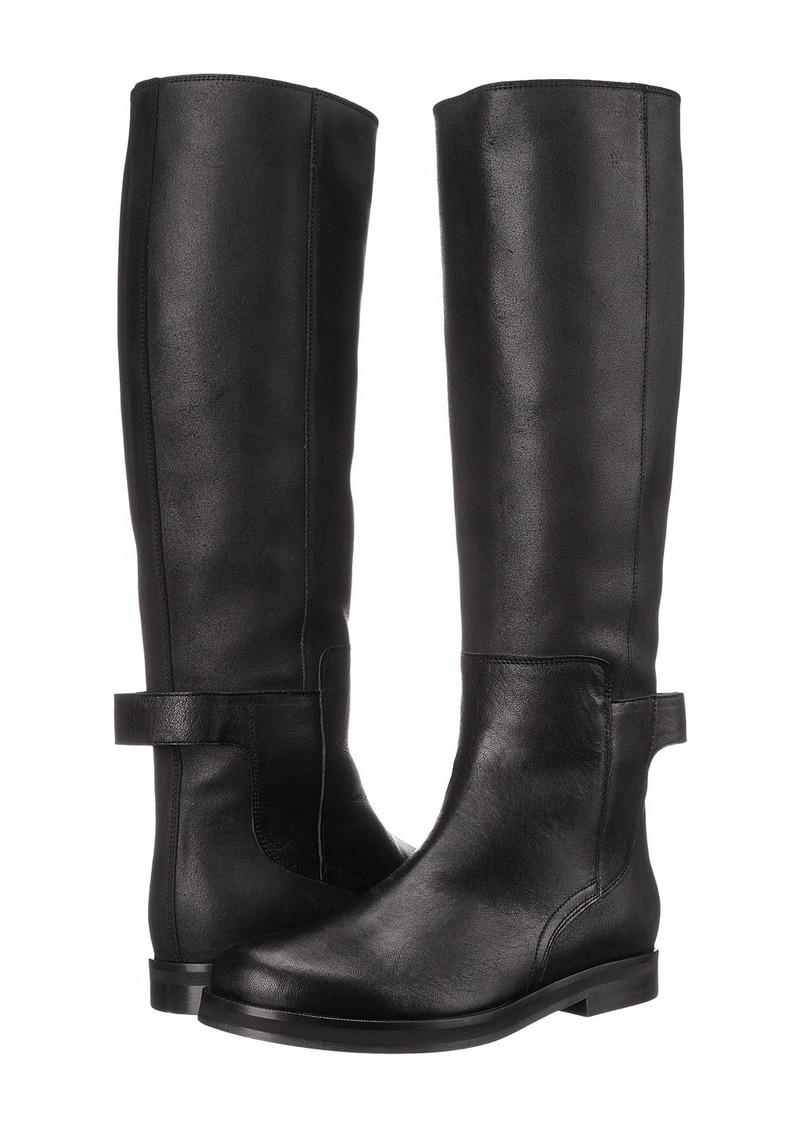 MM6 Maison Margiela Ankle Strap Tall Boot
