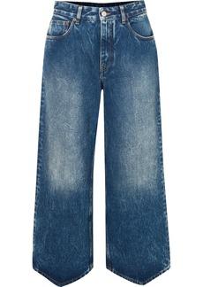 Maison Margiela Cropped Jeans