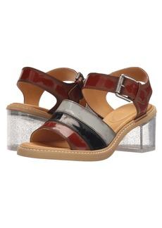 MM6 Maison Margiela Glitter Heel Sandal