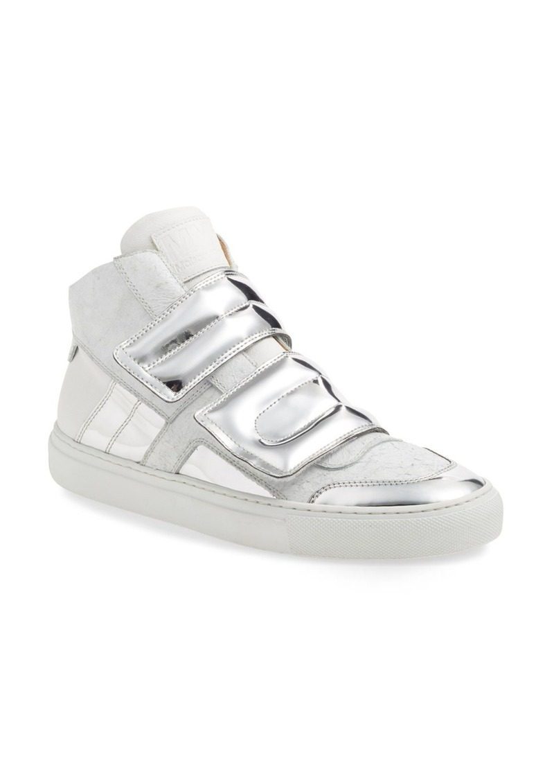 MM6 Maison Margiela High Top Sneaker (Women)