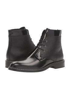 MM6 Maison Margiela Lace Front Flat Boot