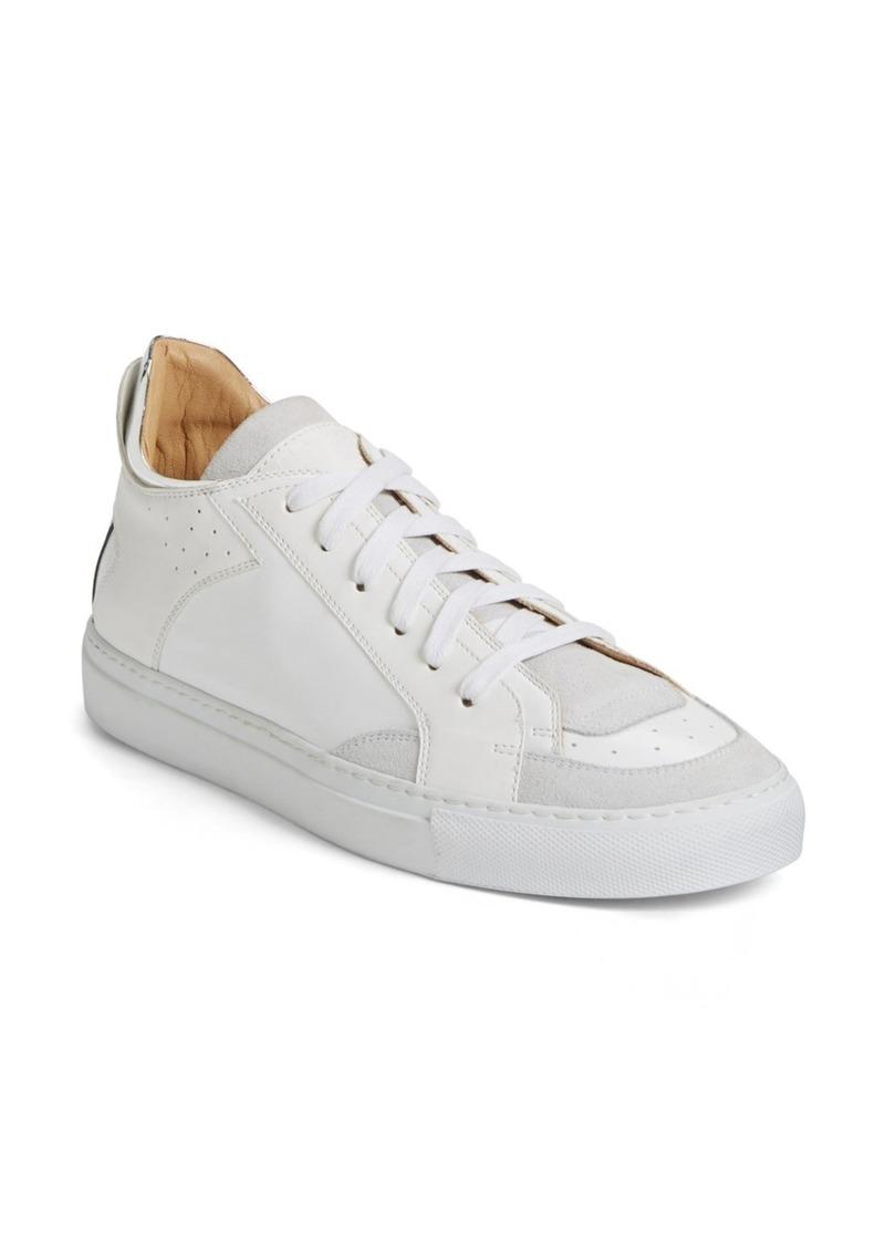 maison martin margiela mm6 maison margiela lace up sneaker women shoes shop it to me. Black Bedroom Furniture Sets. Home Design Ideas