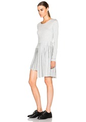 MM6 Maison Margiela Layered Jersey Dress