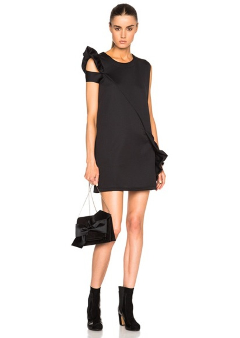 MM6 Maison Margiela Ruffle Sleeve Dress