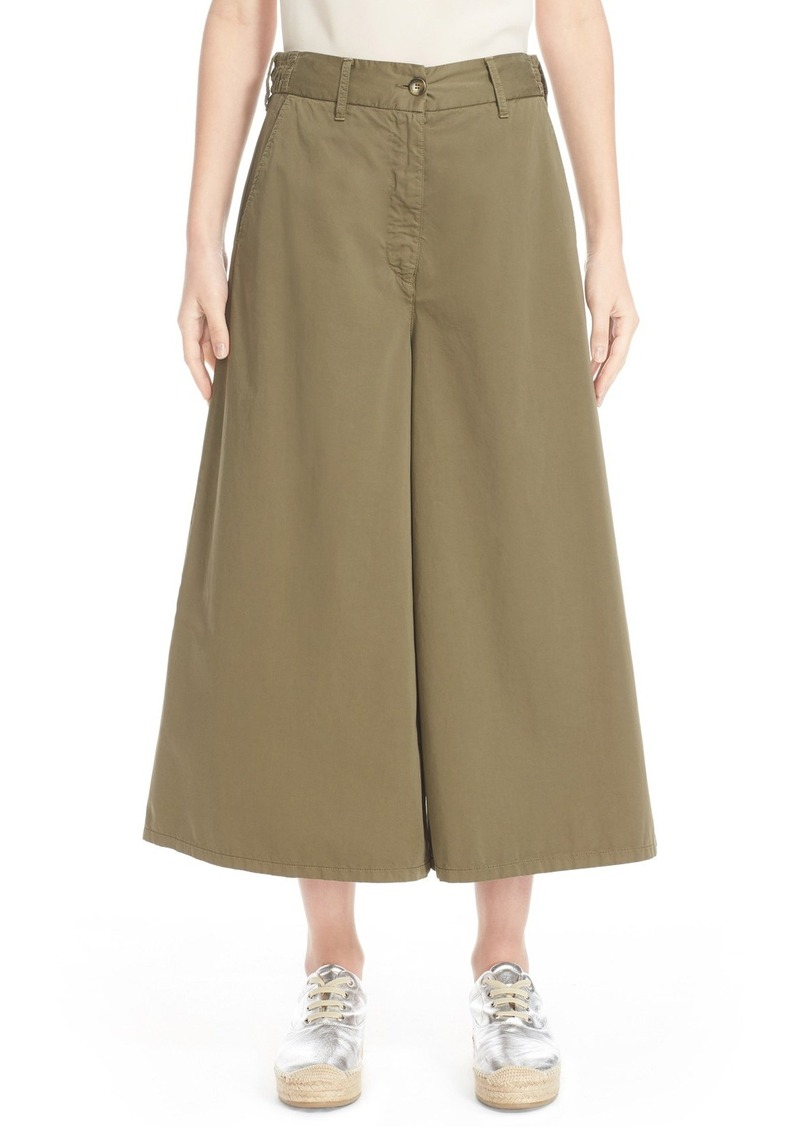 MM6 Maison Margiela Washed Culottes