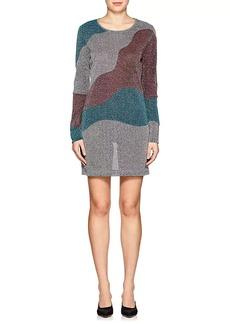 MM6 Maison Margiela Women's Long-Sleeve Minidress