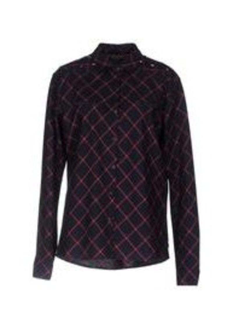 maison scotch maison scotch checked shirt casual shirts shop it to me. Black Bedroom Furniture Sets. Home Design Ideas