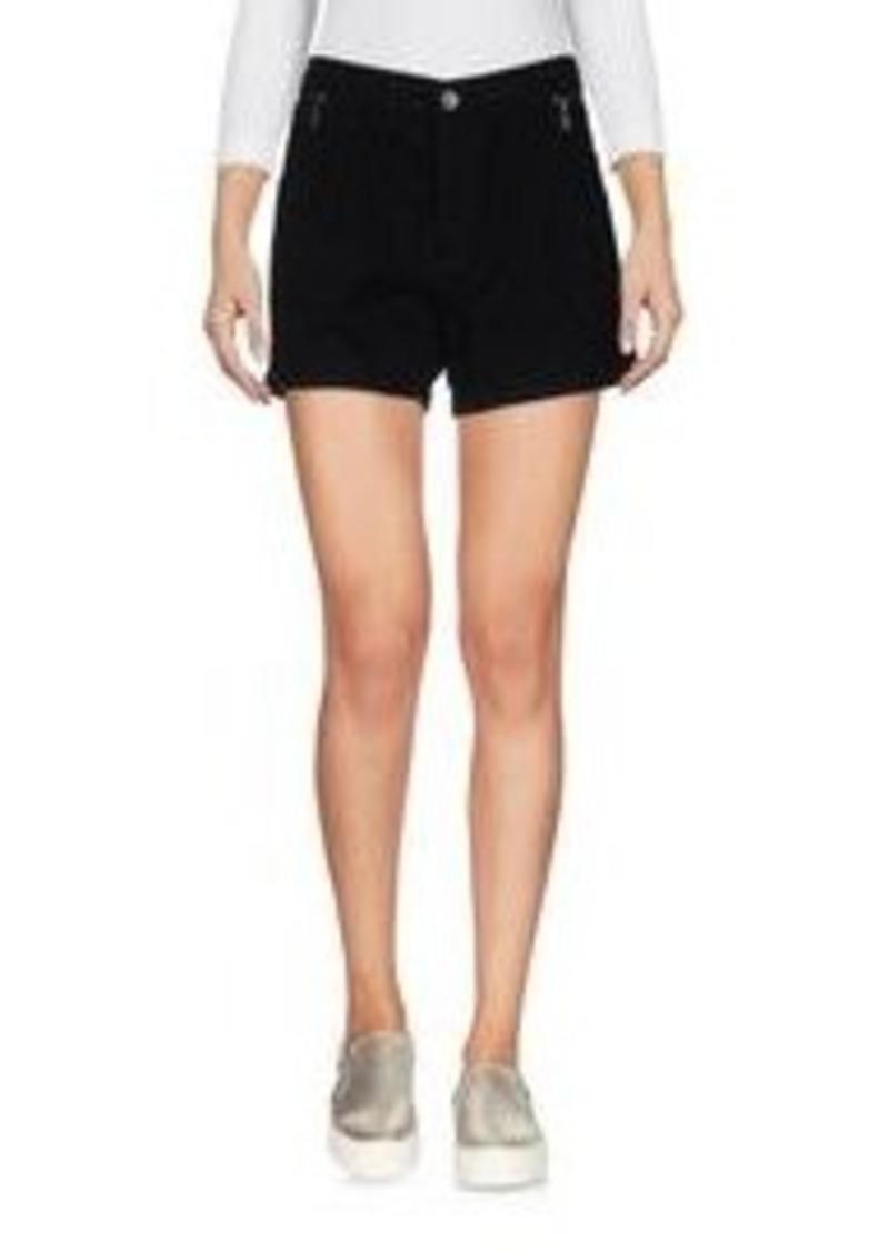 maison scotch maison scotch denim shorts denim shop it to me. Black Bedroom Furniture Sets. Home Design Ideas