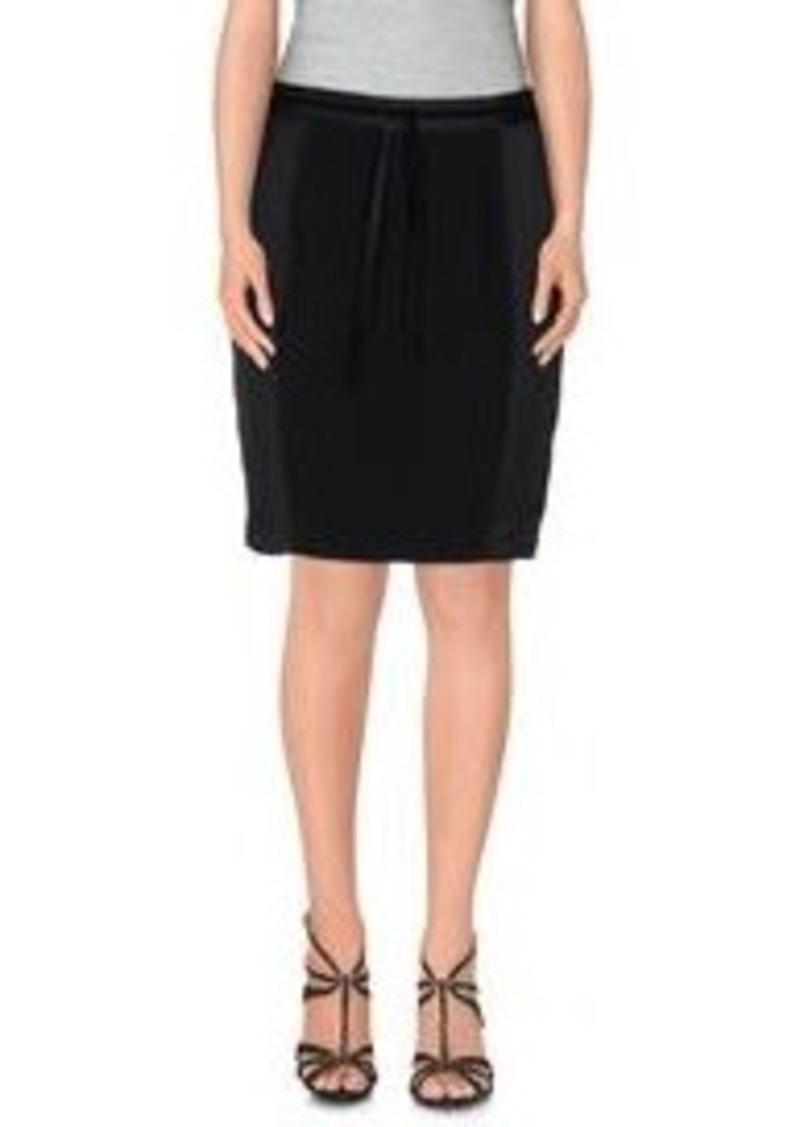 maison scotch maison scotch knee length skirt skirts shop it to me. Black Bedroom Furniture Sets. Home Design Ideas