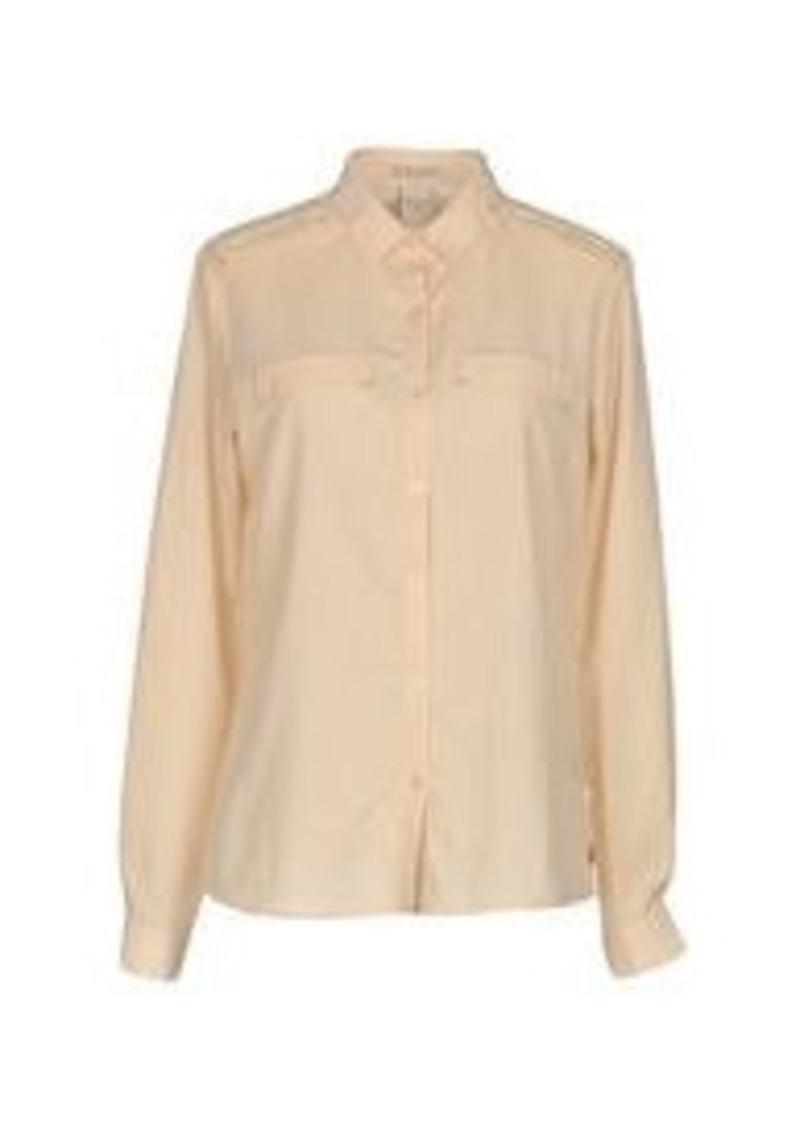 maison scotch maison scotch solid color shirts blouses casual shirts shop it to me. Black Bedroom Furniture Sets. Home Design Ideas