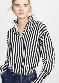 Scotch & Soda/Maison Scotch Exaggerated Sleeve Sweater