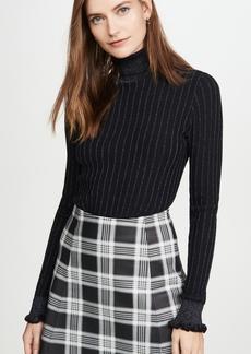 Scotch & Soda/Maison Scotch Turtleneck Ribbed Sweater