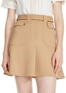 Maje Jelsi Mini Skirt