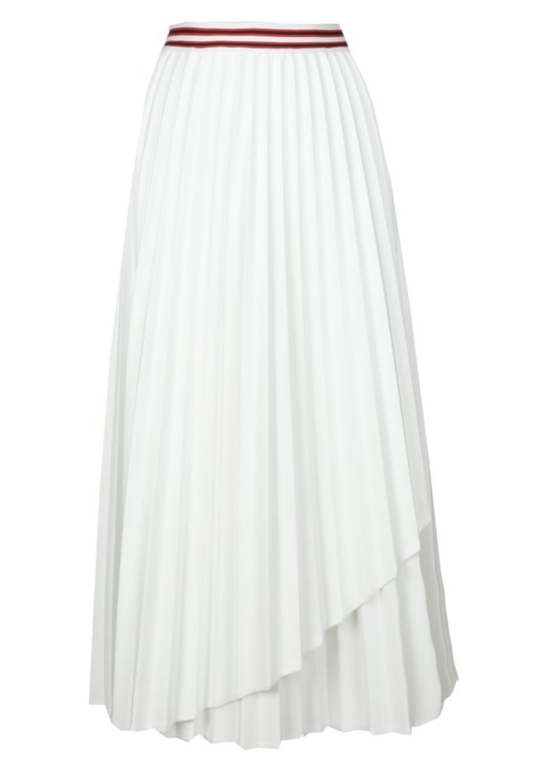 outlet sale shades of top-rated professional Jouli Pleated Midi Skirt
