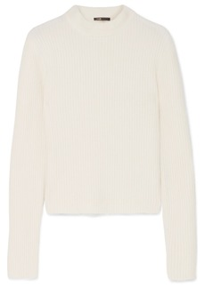 Maje Magik Ribbed-knit Sweater