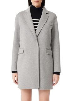 maje Galami Wool Blend Jacket