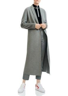 Maje Galaxy Duster Coat