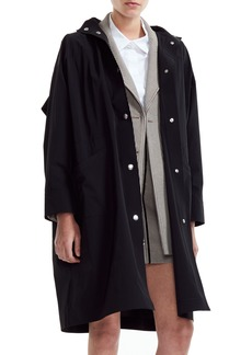 maje Gatox Hooded Coat