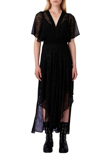 maje Maxi Dress