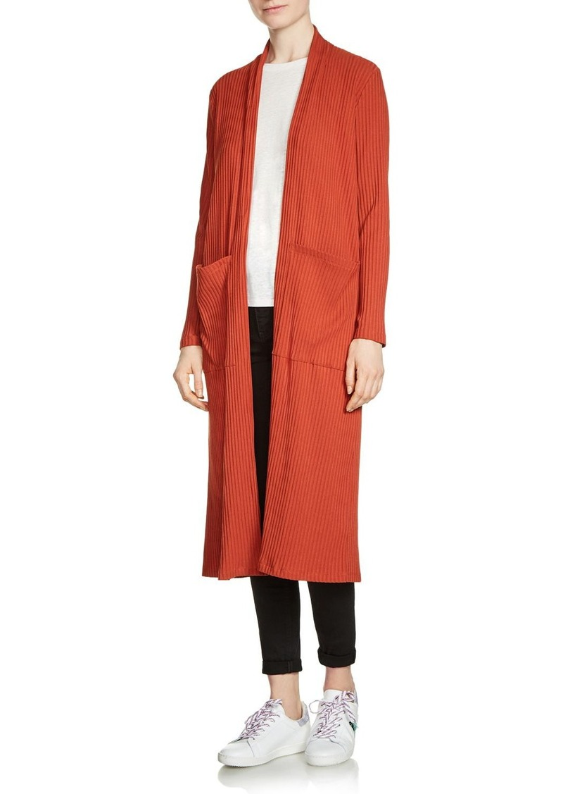 Maje Maje Milan Ribbed Duster Cardigan | Sweaters - Shop It To Me