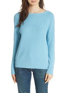 maje Moon Strappy Back Sweater