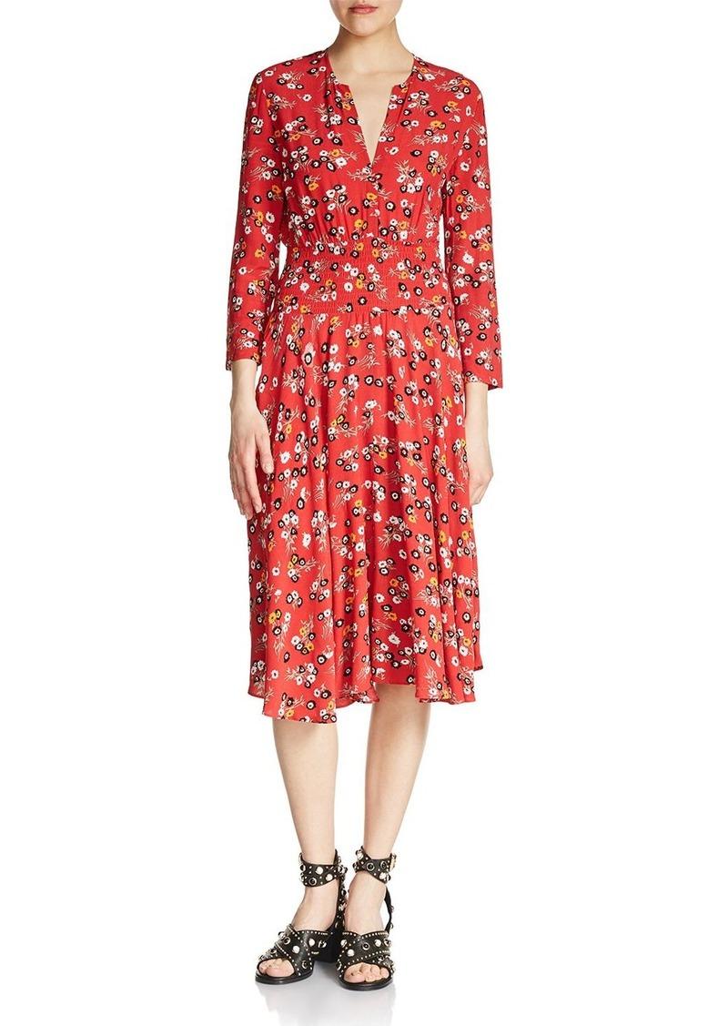 d312a11948cf Maje Maje Rayelle Floral Print Dress   Dresses