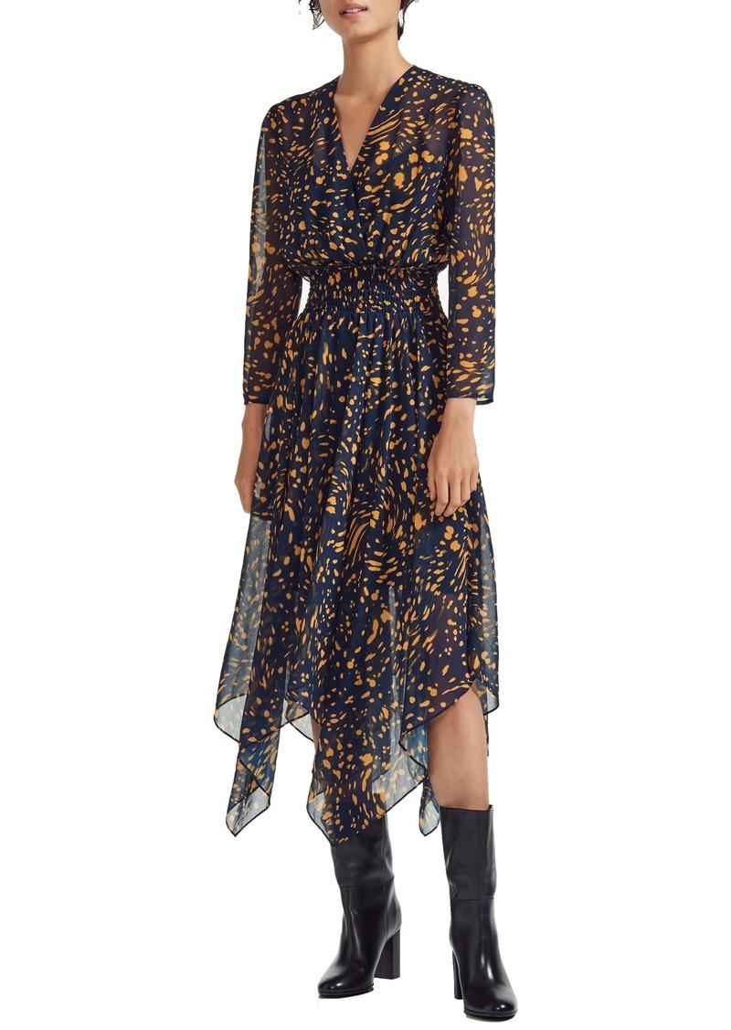 maje Rayem Midi Dress