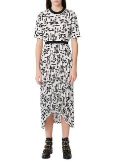 maje Rosyla Dress