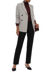 Maje Woman Cady Slim-leg Pants Black