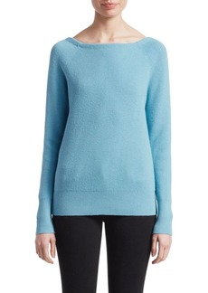 Maje Moon Cross-Back Sweater