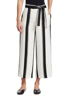 Maje Polson Striped Pants