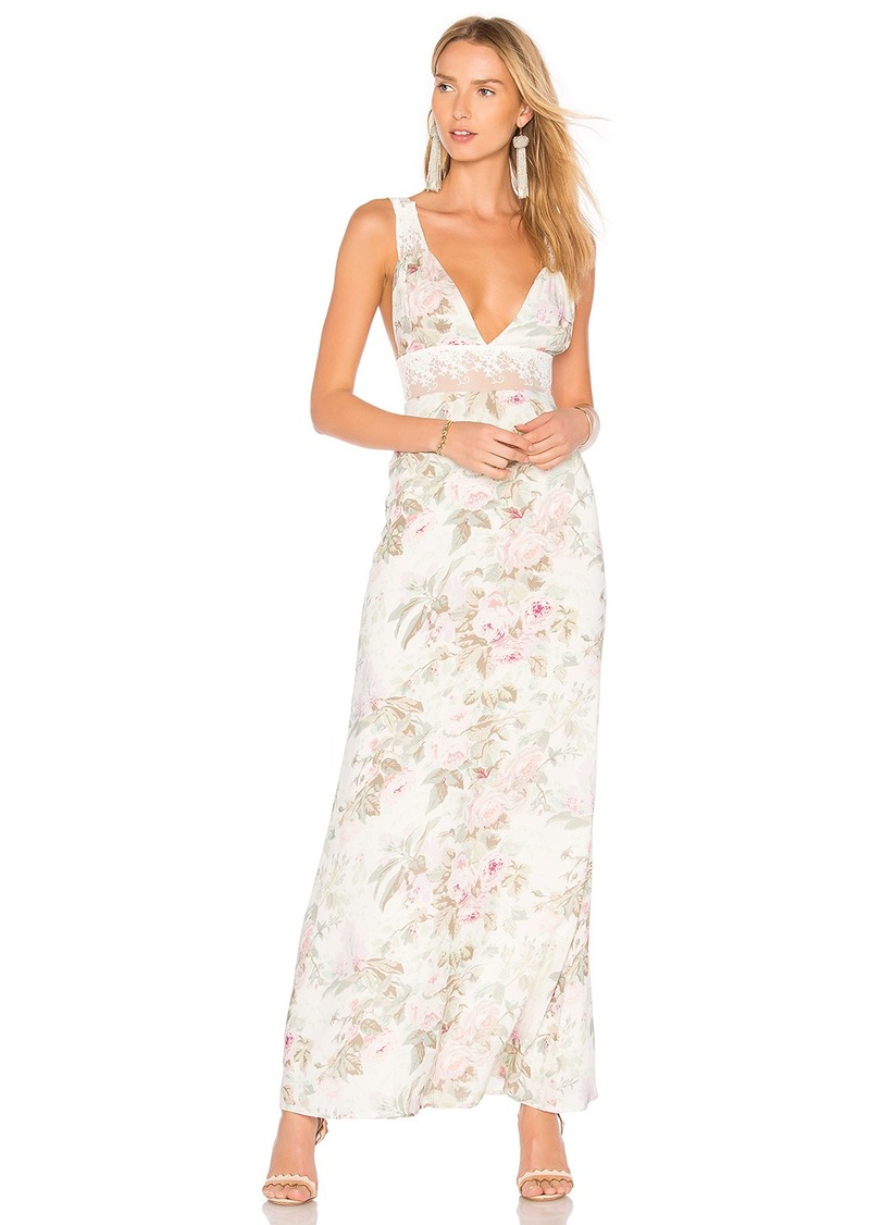 Majorelle MAGGIE Maxi Dress
