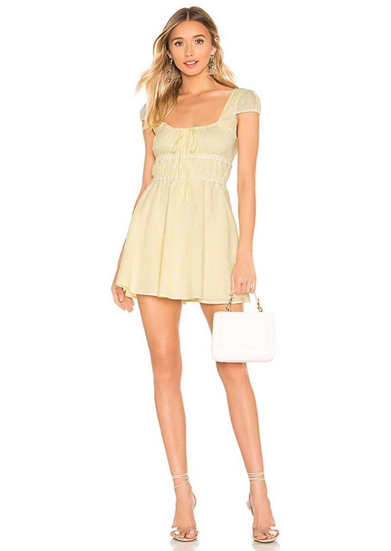 MAJORELLE Alexis Mini Dress