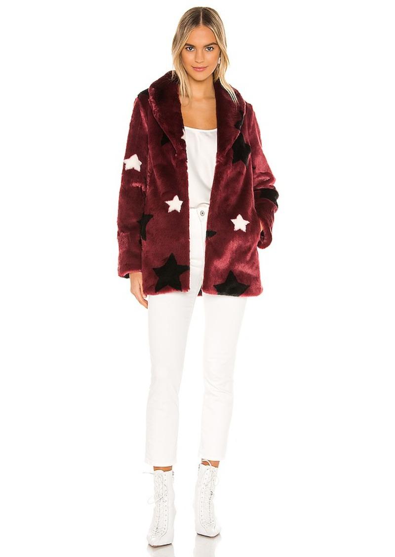 MAJORELLE Althea Coat