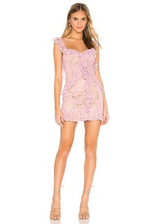 MAJORELLE Ashton Mini Dress