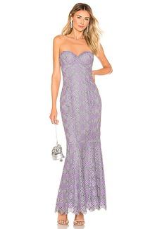 MAJORELLE Balfour Gown