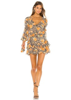 MAJORELLE Bijou Mini Dress