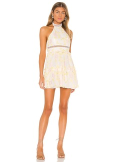 MAJORELLE Bryson Mini Dress