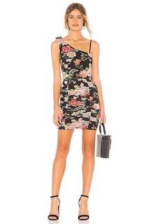 MAJORELLE Cassandra Mini Dress