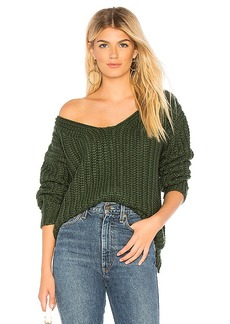 MAJORELLE Chunky Sweater