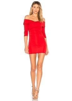 MAJORELLE Cypress Dress