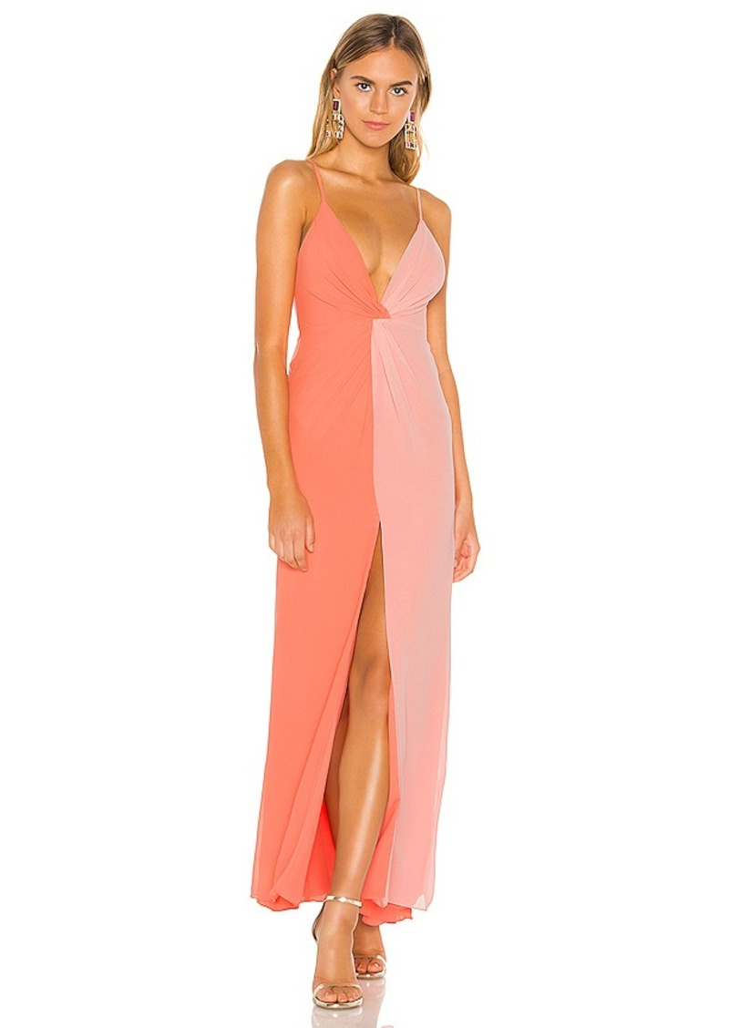 MAJORELLE Dailey Gown