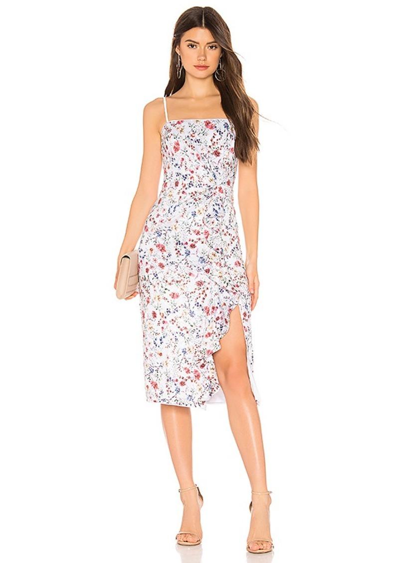 MAJORELLE Hayden Midi Dress