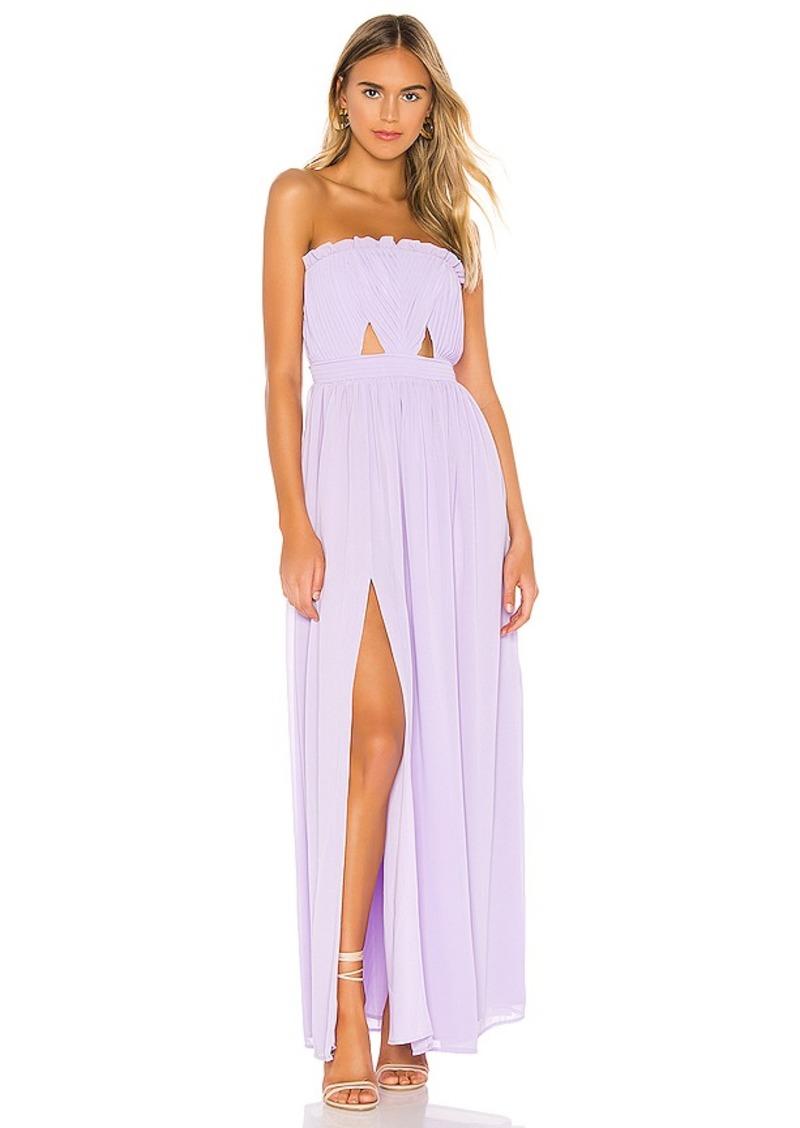 MAJORELLE Hephaestus Gown