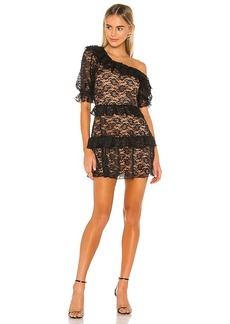 MAJORELLE Hockley Mini Dress