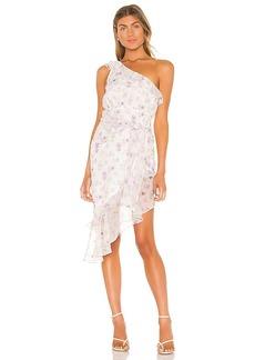 MAJORELLE Isabelle Midi Dress