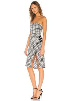 MAJORELLE Kara Midi Dress