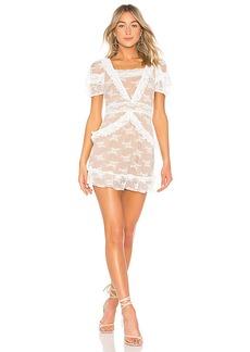 MAJORELLE Lorietta Mini Dress