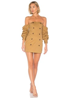 MAJORELLE Malena Mini Dress