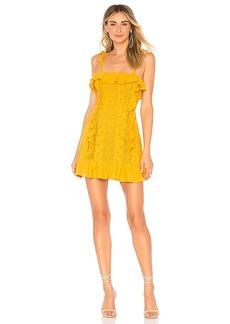 MAJORELLE Mara Mini Dress